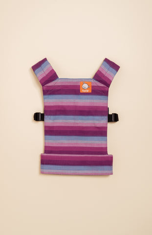 Girasol Light (purpura llamativa weft) - Tula Signature Mini Doll Carrier