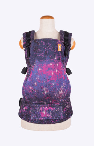 Baby Tula Full Standard WC - Natibaby Galaxy Amethyst Wrap Conversion | Baby Tula