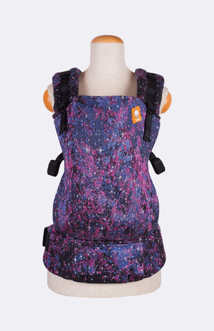 Baby Tula Full Toddler WC - Natibaby Purple Nebula Wrap Conversion | Baby Tula