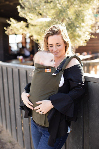 Olive - Tula Baby Carrier
