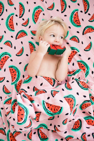 One in a Melon - Tula Baby Blanket Baby Blanket | Baby Tula