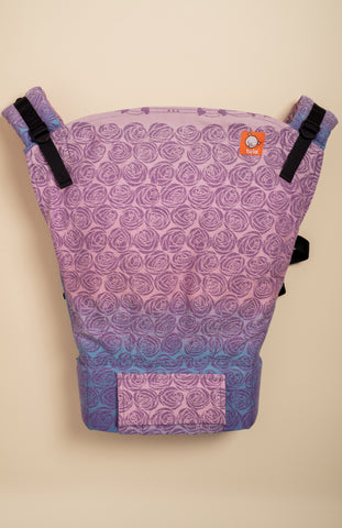 Oscha Roses Art Lover Kelvingrove - Tula Signature Baby Carrier Wrap Conversion