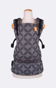Oscha Starry Night Flint - Tula Signature Baby Carrier Tula Wrap Conversion | Baby Tula