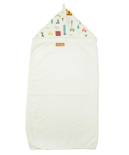 Out & About - Tula Hooded Towel Towel | Baby Tula