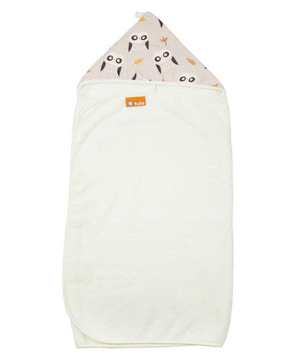 Owl We Need - Tula Hooded Towel