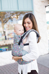 Party Pieces - Tula Baby Carrier