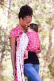 Petit Love Fraise - Wrap Conversion Ring Sling Ring Sling - Baby Tula
