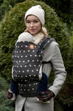 Full Standard WC Carrier - Petit Love Nonpareil Wrap Conversion - Baby Tula
