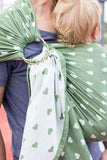 Petit Love Olive - Cotton Ring Sling