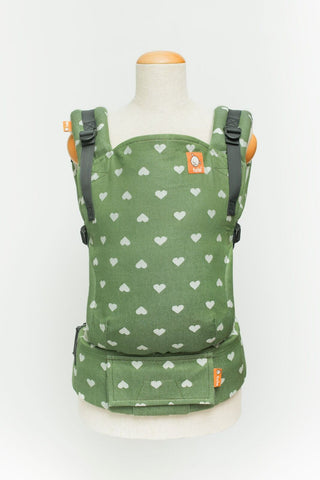 Baby Tula Full Free-to-Grow WC - Petit Love Olive