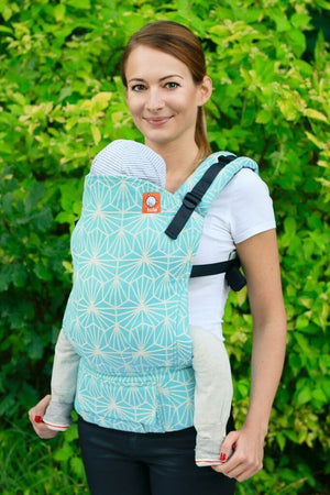 Half Toddler WC Carrier - Polaris Gravity Wrap Conversion - Baby Tula