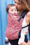 Poppy Sky - Tula Baby Carrier Ergonomic Baby Carrier - Baby Tula