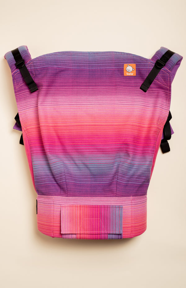 Girasol Rose (violetta weft) - Tula Signature Preschool Carrier
