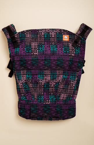 Lolly Wovens Mosaic Mermaid - Tula Signature Preschool Carrier