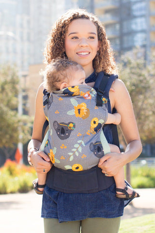 Queen Koala - Tula Baby Carrier Ergonomic Baby Carrier - Baby Tula