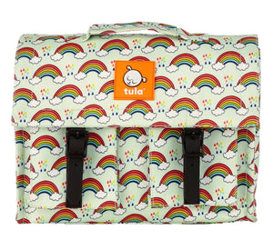 Rainbow Showers - Tula Kids Backpack Backpack | Baby Tula