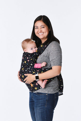 Rainbow Stars - Tula Half Buckle Baby Carrier Half Buckle