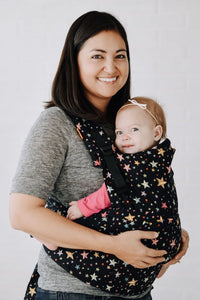 Rainbow Stars - Tula Half Buckle Baby Carrier