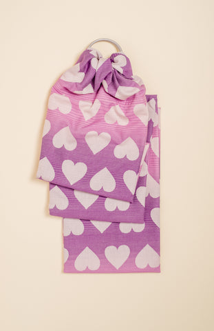 Tula Woven Love Grape Fizz - Signature Ring Sling