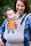 Roar! - Tula Baby Carrier Ergonomic Baby Carrier - Baby Tula