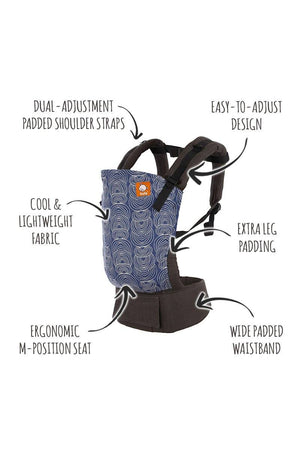 Ripple - Tula Baby Carrier
