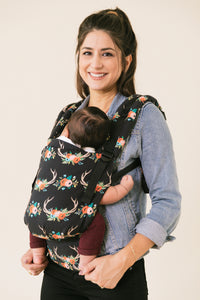 Antlers - Tula Free-to-Grow Baby Carrier