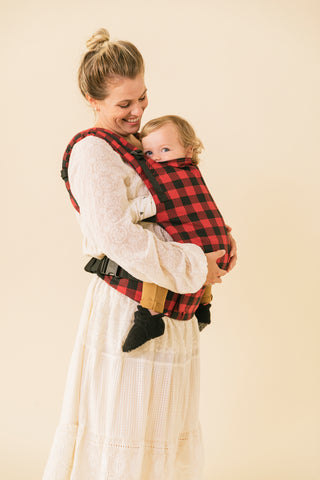 Stumptown - Tula Toddler Carrier