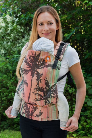 Wrap Conversion Full Toddler WC Carrier - Seaside Miami - Baby Tula