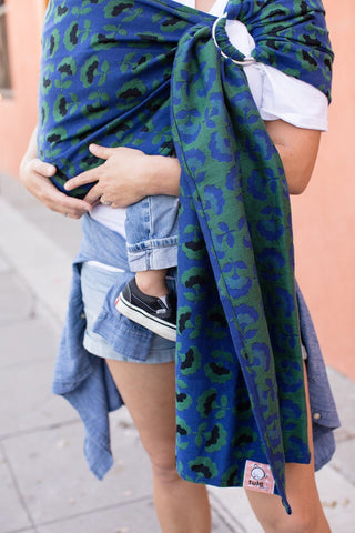 Dorothy Emerald City - Cotton Ring Sling