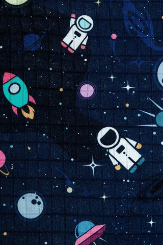 Space Kiddet - Tula Cuddle Me Blanket Cuddle Me | Baby Tula
