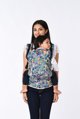 Space Rider - Tula Toddler Carrier Toddler | Baby Tula
