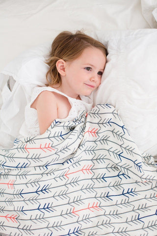 True  - Tula Baby Blanket Set