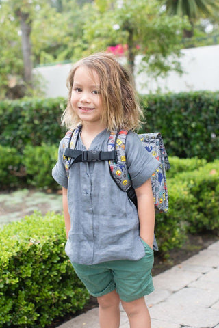 Stamps - Tula Kids Backpack Backpack | Baby Tula