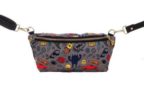 Stamps - Tula Hip Pouch Hip Pouch | Baby Tula