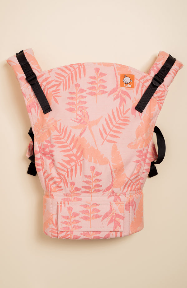 Tula Woven Heliconia Tropics - Tula Signature Baby Carrier