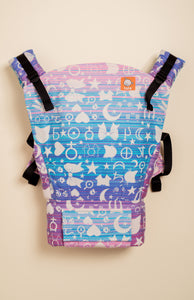 Luluna Tsuki Swwet Breeze - Tula Signature Baby Carrier Wrap Conversion