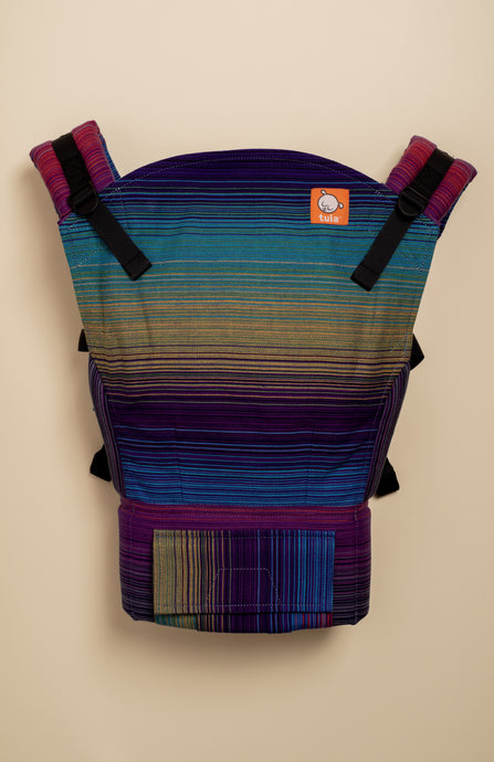 Girasol Summit (azul capitan weft) - Tula Signature Baby Carrier