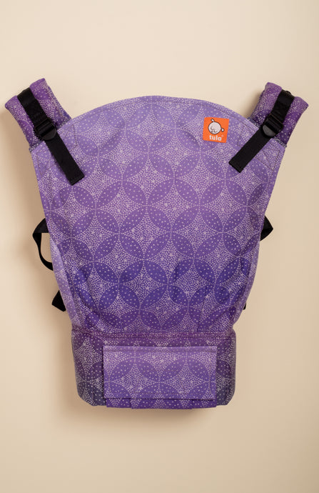 Oscha Starry Night Opulence - Tula Signature Baby Carrier Tula Wrap Conversion | Baby Tula