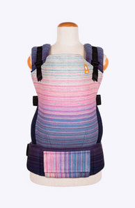 Stewed Rhubarb Surrender Dark Purple - Tula Signature Baby Carrier