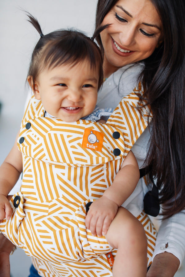 Sunset Stripes - Tula Explore Baby Carrier Explore | Baby Tula