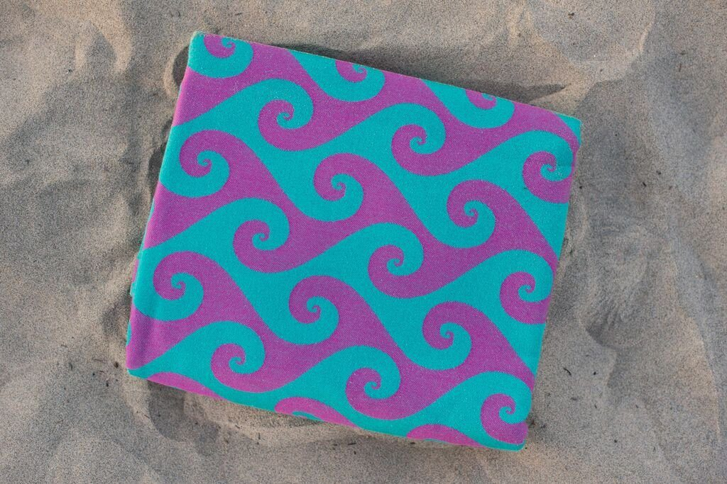 Surf Hanalei - Woven Wrap Woven Wrap - Baby Tula