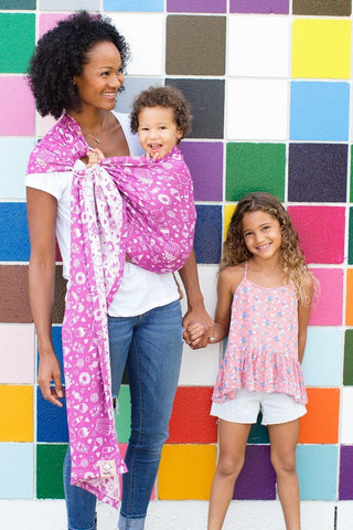 Sweetie Bunches - Cotton Ring Sling