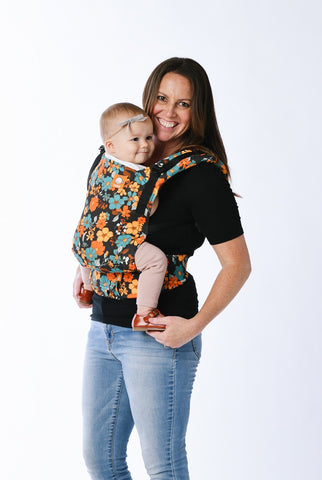 That 70's Tula - Tula Standard Carrier Ergonomic Baby Carrier | Baby Tula
