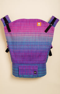 Apple Blossom Wovens + ChiciBeanz Handwoven Dreamer - Tula Signature Baby Carrier