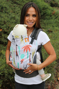 Tropical Tower - Tula Standard Carrier Ergonomic Baby Carrier | Baby Tula