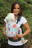 Tropical Tower - Tula Baby Carrier Ergonomic Baby Carrier - Baby Tula