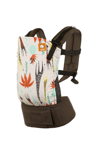 Tropical Tower - Tula Baby Carrier Ergonomic Baby Carrier | Baby Tula