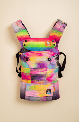 Alight Handwovens 'Enigma' (with sparkles) - Tula Signature Baby Carrier