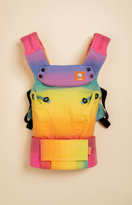 Butterfly Baby 'Rock Candy' - Tula Signature Baby Carrier