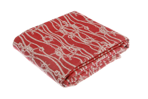 Hard-a-Lee Crimson - Woven Wrap Woven Wrap - Baby Tula